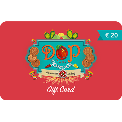 Gioielli DOP Gift Card Digitale