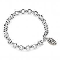 Rolo Premium Bracelet in Sterling Silver