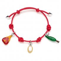 Prosciutto, Cipresso & Ricciarello - Jewelry bracelet