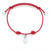 Jordan Almond Bracelet in Sterling Silver & Enamel
