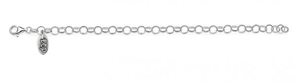 Rolo Light Bracelet in Sterling Silver