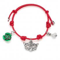 Aglio Polesano, Maschera Veneziana & Insalata di Lusia - Jewelry bracelet