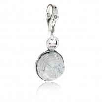 Ricotta Charm in Silber und Emaille